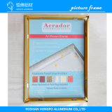 Gift Art Aluminum Picture Advertisement Painting Mirror Frame for Decoration