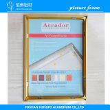 Geschenk-Kunst-Aluminiumabbildung-Reklameanzeige-Farbanstrich-Spiegel-Rahmen für Dekoration