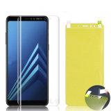 Full Screen Protector de ecrã TPU de cobertura para a Samsung Galaxy S9
