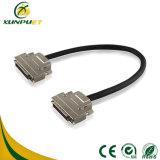 SCSI 14pin Daten-kundenspezifischer Draht-Energien-Kabel-Verbinder für Netz-Server-Verkabelung