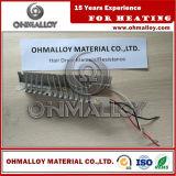 Componente do aquecimento de mica para o secador de cabelo elétrico/Fecr25al5, fio da liga de Ohmalloy