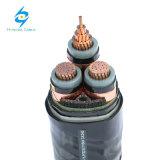 Tipo europeu cabo distribuidor de corrente do milivolt: N2xsey 3X25mm2, 50mm2, 70mm2, 95mm2, 240mm2