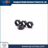 Kundenspezifische Qualitäts-sechseckige Form-Schrauben-Stahlmutter