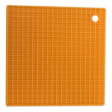 가정 실리콘 Nonslip 방열 사발 격판덮개 매트 테이블 프로텍터 Placemat