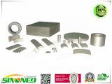 常置アルニコの磁石、鋳造物のアルニコの磁石