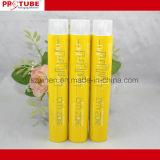 Tubo di alluminio dell'imballaggio della crema della tintura di capelli
