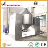 ダイナミックな二重円錐形の回転真空の乾燥機械