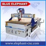 Bester Preis-hölzerner Fräser CNC mit DSP Kontrollsystem vom CNC-Blau-Elefanten