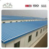 Casa de aço clara moderna de /Prefab da casa de campo de Austrália do projeto de China