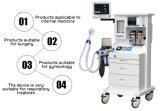 Machine mj-560b4 van de Anesthesie van het Ventilator van de Noodsituatie Ccu van het ziekenhuis ICU de Medische