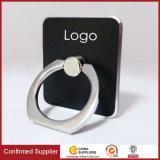Carrinho livre do suporte do anel do telefone móvel do metal da rotação da cópia 360 do logotipo