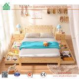 Base di legno funzionale di legno del capitano Bed Storage Wooden Bed
