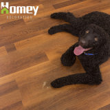 Spc resistente al agua haga clic en el suelo, Suelo de vinilo, vinilo piso de parqué, material de vinilo, PVC piso de mosaico del suelo
