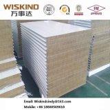 Felsen-Wolle-Zwischenlage-Panel der Wand-ISO9001 mit guter Isolierung