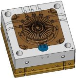Dmeは照明アルミニウム部53のための鋳造物型を停止する: )