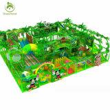 Настраиваемые Большой детский мягкий крытый детская площадка оборудование
