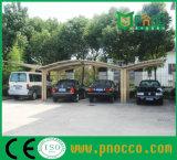 Il parcheggio personalizzato durevole dell'automobile dei Carports del metallo si è liberato del prezzo poco costoso