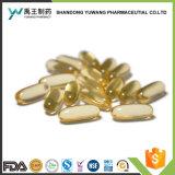 GMP bestätigte Vitamin raffiniertes Fisch-Öl Softgel