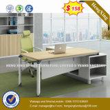 큰 크기 중역 회의실 행정실 책상 나무로 되는 사무용 가구 (NS-ND035)