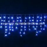 LED de decoração de rua Fairy Twinkle música Icicle decoração exterior de luzes