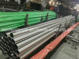 ASTM201, 304, 316 tubos del acero inoxidable y tubo