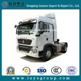 Sinotruk HOWO-T5g 346HP 4X2 트랙터 트럭