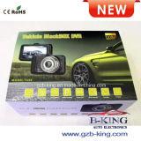 Appareil-photo élevé de tableau de bord de véhicule d'écran LCD de la définition 1080P