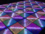Farbe geänderte LED Dance Floor (1X1m mit Strahlform) für Stadiums-Partei-Licht