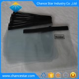La impresión personalizada de ropa interior de PVC transparente con bolsa Ziplock embalaje