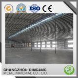 Material para techos de acero acanalado del metal a prueba de calor