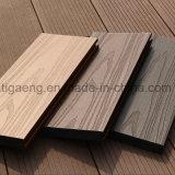 Nuovo pavimento solido di Decking del materiale WPC per Europa & l'America del Nord