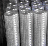 電流を通された溶接された金網を補強する6X6