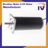 La alta eficiencia 24V-36V 20W-60W Cepillo Pm Motor DC, con CE