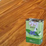 Facile laque de polissage des meubles en bois vernis de gel de la peinture