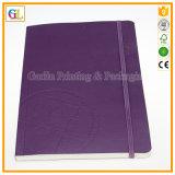 Impresión de cuero colorida de la lechería del cuaderno de la cubierta