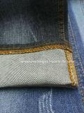 Оптовым сплетенные простиранием джинсыы джинсовой ткани Twill