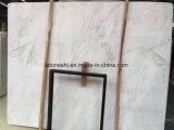 平板のためのCalacatteの白い大理石のタイル、壁またはカウンタートップまたは虚栄心の上