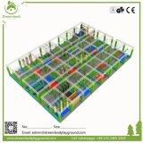 China-führender Trampoline-Park/Ninja Kurs für Verkauf