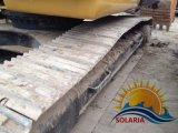 Macchinario della costruzione pesante dell'usato 30 tonnellate del gatto 329d di escavatore del cingolo