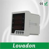 Fase 3 LED de voltímetro digital medidor de tensión eléctrica