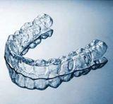 Vuoto dentale del PVC del commestibile che forma strato