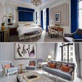 Деревянный комплект спальни мебели спальни гостиницы