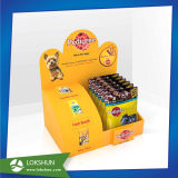 Body Lotion를 위한 지면 PDQ Cardboard Retail Product Display Stands