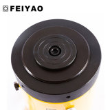 100tons単動機械安全なロックナットの水圧シリンダ(FY-CLL)