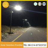 Éclairages LED solaires de réverbères de lumen élevé imperméable à l'eau