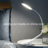 Nachladbare LED-Klipp-Bett-Leselampe