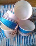싼 가격을%s 가진 관례에 의하여 인쇄되는 처분할 수 있는 서류상 아이스크림 컵