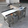 Metales ferrosos y no ferrosos detector de metales de alimentos con una buena detección