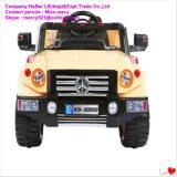 Дистанционное управление красное, розовые, белые цветы электрического автомобиля малышей родительское