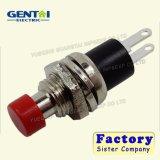 Duw de van uitstekende kwaliteit van de Schakelaar van de Drukknop van de Kleur van het Geval GLB van het Aluminium van het Type